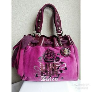 Authentic Juicy Couture Shoulder Bag